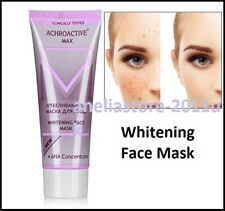 Achroactive Max Skin Whitening Face Mask Visibly Reduces Dark Spots 75 ml