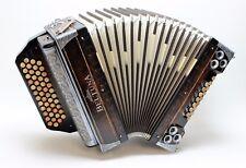 Steirische Harmonika BELTUNA Alpstar IV D Emotion, G-C-F-B, Michlbauer  # 20