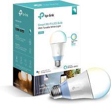 NEW! Kasa LB120 Dimmable LED WiFi Smart Light Bulb 60W Equivalent Tunable White!