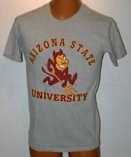 Arizona State University grey screened T shirt small