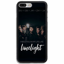 Why Don't We Limelight for Apple iPhone 5 6 7 8 9 X XR XS MAX samsung cover case