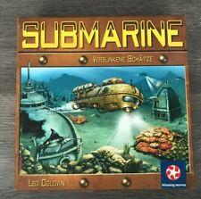Submarine Winning Moves