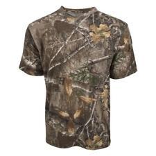 King's Camo Realtree Edge Classic Cotton Short Sleeve Shirt