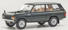 AL810104 Almost Real Model 1:18 1970 Land Rover Range Rover Green model cars