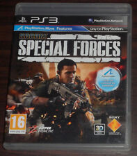 PS3. Socom Special Forces. Sony Playstation 3
