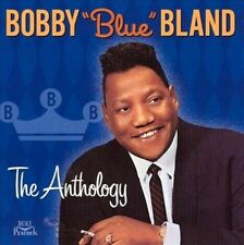 "Bobby ""Blue"" Bland - The Anthology. 2CD, Jun-2001, MCA (USA) Unwrapped but mint!"