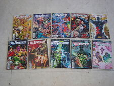 DC UNIVERSE n°51 à 60- Lot de 10 COMICS