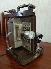 Upcycle Vintage 1950's Cine Film Projector Lamp Light
