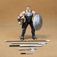 "Toy Biz Marvel Legends Ares Full Accessories BAF 7"" Action Figure Loose"