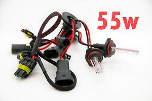 Pair 55W 9006 HB4 HIR1 9011 HIR2 9012 Xenon Hid Gas Discharge Bulbs Lighting