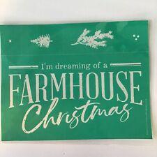 "Chalk Couture Farmhouse Christmas Transfer 8 1/2"" x 11"""