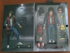 "Neca Back To The Future - Ultimate Marty Mcfly 7"" Action Figure - New IN HAND"