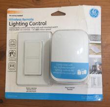 GE mySelectSmart Wireless Remote Control Switch, White