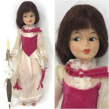 """12"""" VINTAGE HORSMAN MARY POPPINS DOLL"""