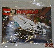 LEGO® Ninjago Polybag : 30427 MINI Zane's Eis-Raupe / Ice Tank ! NEU & OVP !