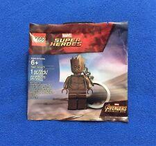 Lego Minifigure Teen Groot Keychain   Marvel Super Heroes Avengers 6217086 pb-63