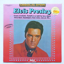 ELVIS PRESLEY Disque d or C'mon averybody ... 6886807 Collection impact