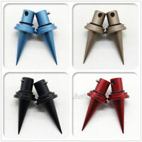 Bipod Spike fits Zweibein Quick Change Bipod Füße Replacement 2pcs//