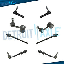 Sway Bar Link Compatible with 2004-2009 Dodge Durango Set of 2 Rear Passenger and Driver Side