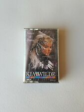 Kim Wilde Teases & Dares 1984 Synth-Pop Electronic Cassette Tape New Sealed.