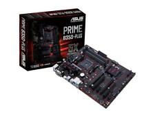 ASUS PRIME B350-PLUS AM4 AMD B350 USB 3.1 ATX AMD Motherboard