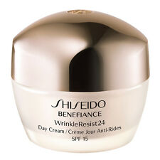 SHISEIDO Benefiance Wrinkle Resist 24 Day Cream SPF 15 50 ml OVP