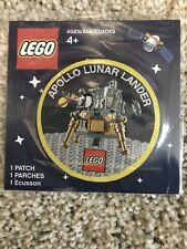 New Lego 5005907 NASA Apollo 11 Lunar Lander Limited Edition Patch 50th Anniv