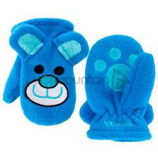 Animal Print Baby Gloves & Mittens