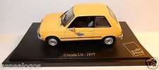 UNIVERSAL HOBBIES CITROEN LN 1977 POSTES POSTE PTT 1/43 in blister box