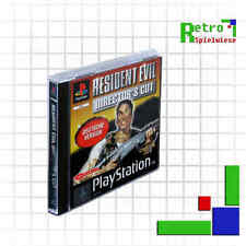 Resident Evil Director Cut [ps1 gioco] [SLES - 00971] 107 2 4