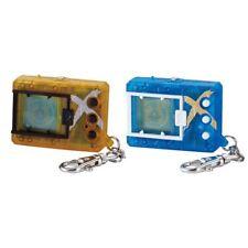 PREMIUM BANDAI Digimon Pendulum Digitalmonsterx Ver.3 Yellow and Blue Set
