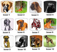 Boxer Dogs Designs Lampshades Ideal To Match Boxer Dogs Cushions Boxer Dog Beds