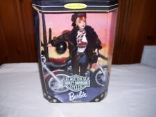 Barbie Harley-Davidson Doll…Second in a Series…. New