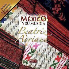 Beatriz Adriana Mexico y su Musica Vol 9 CD New Nuevo Sealed