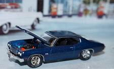1970 CHEVY CHEVELLE SS 454 1/64 SCALE diecast greenlight '70 CHEVROLET CAR