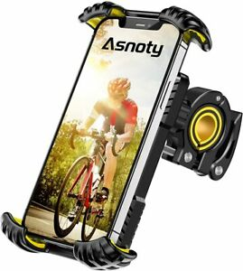 Handyhalterung Fahrrad Motorrad Universal 360° Handy Halter Smartphone Bike MTB