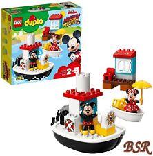 LEGO® DUPLO: 10881 Mickys Boot  & 0.-€ Versand & NEU & OVP !