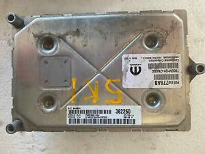 P05150778AB 14 DODGE CARAVAN ECU ECM OEM 3.6 AT MATCH #S SIERRA AUTO