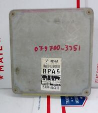 BPA918881A 92-94 MAZDA PROTEGE ENGINE CONTROL COMPUTER MODULE ECM 079700-3351