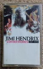 JIMI HENDRIX Cornerstones 1967-1979 CASSETTE TAPE Polydor 847 231-4 1990 VGC