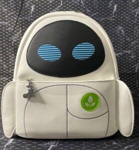 Loungefly Disney Pixar Wall-E Eve Cosplay Light Up Mini Backpack