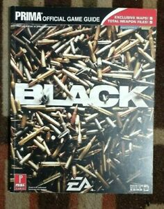 Black Prima Official Strategy Game Guide