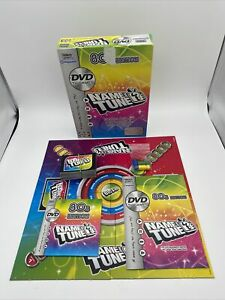 Name That Tune: 80s Edition 2005 Parker Games Board Games Board Games Complete