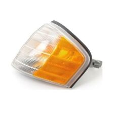 Turn Signal Assembly - Headlight (Half Amber / Half Clear) Fits: Mercedes C220