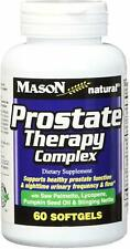 Prostate Therapy Complex, Mason Naturals, 60 softgels