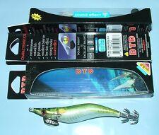 NEW DTD Squid Jig Real Fish Oita SOUND EFFECT Size 3 90 mm SUGARELLO G totanara