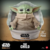 Star Wars The Child Plush Toy 11-inch Baby Yoda from The Mandalorian 2020 11