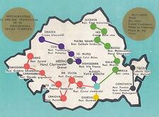Ansichtskarten ab 1945 aus Rumänien