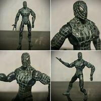 "RARE Spiderman 3 Limited Edition Black Suit 5"" Action Figure 2006 Hasbro Marvel"