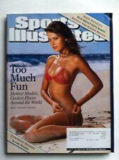 2003 SWIMSUIT ISSUE PETRA NEMCOVA IN BARBADOS BODY PAINT Sports Illustrated
